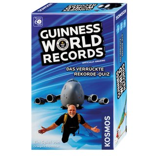 Guinness World Records - Das Miniquiz