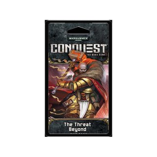 Warhammer 40.000 Conquest LCG - The Threat beyond (Expansion) (engl.)