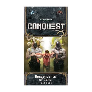 Warhammer 40.000 Conquest LCG - Descendants of Isha (Expansion) (engl.)