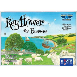 Keyflower - The Farmers (Erweiterung)