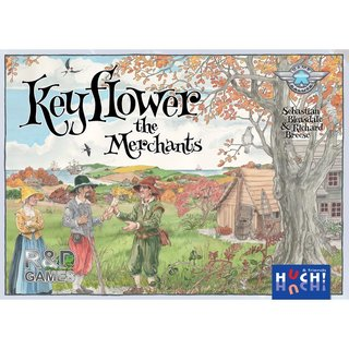 Keyflower - The Merchants (Erweiterung)