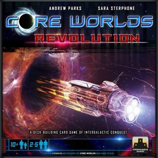 Core Worlds - Revolution (Expansion) (engl.)