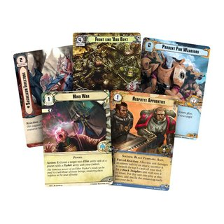 Warhammer 40.000 Conquest LCG - Boundless Hate (Expansion) (engl.)
