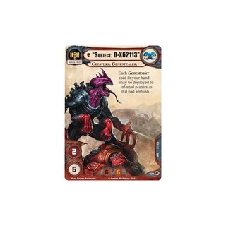 Warhammer 40.000 Conquest LCG - What Lurks Below (Expansion) (engl.)