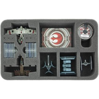 Star Wars X-Wing Schaumstoffeinlage - K-Wing