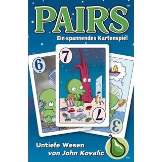 Pairs - Untiefe Wesen (Set 2)