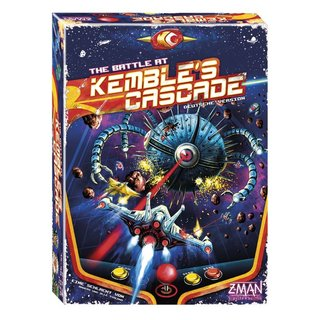 The Battle at Kembles Cascade