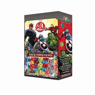 Marvel Dice Masters - Age of Ultron (Starter Set)