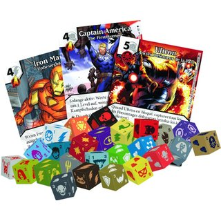 Marvel Dice Masters - Age of Ultron Display (Gravity Feed)