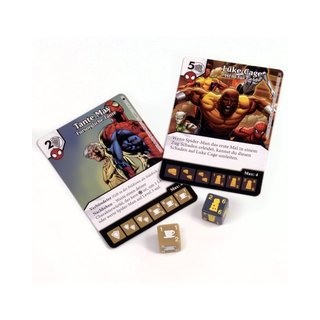 Marvel Dice Masters - Spider Man Display (Gravity Feed)