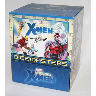 Marvel Dice Masters - Uncanny X-Men Display (Gravity Feed) (engl.)