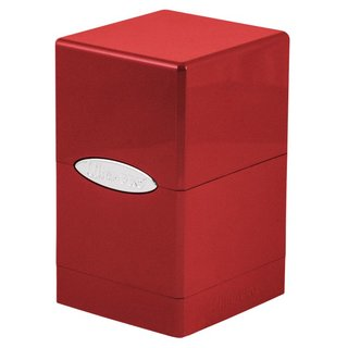 Pro Deck Box - Satin Tower (fire)