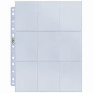 Platinum Page - 9 Pocket (63,5 x 88 mm)