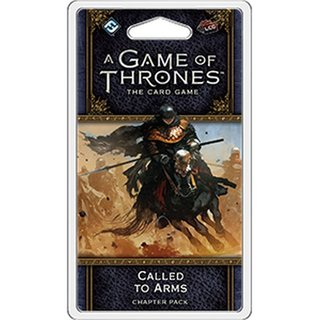 Game of Thrones 2 LCG - Called to Arms (Expansion) (engl.)