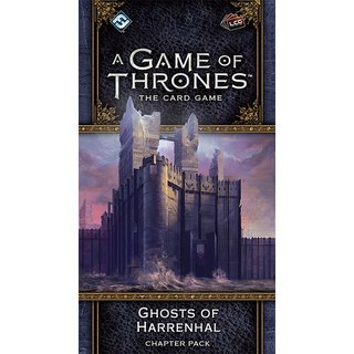 Game of Thrones 2 LCG - Ghosts of Harrenhal (Expansion) (engl.)