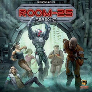 Room 25 - Season 2 (Expansion) (engl.)