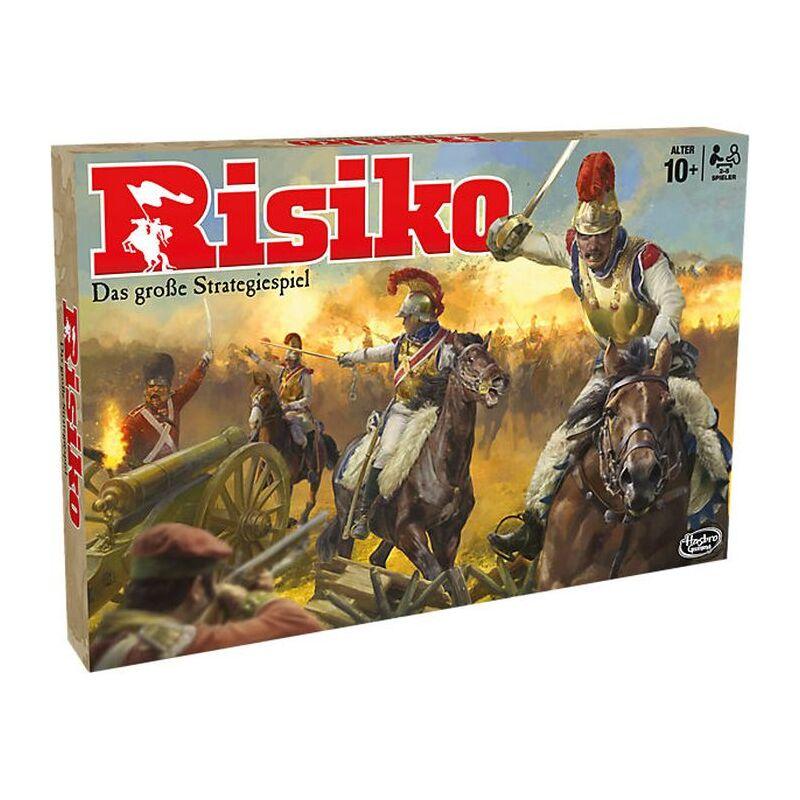 Risiko Spieleranzahl