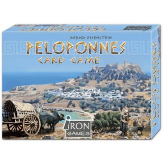 Peloponnes - Card Game