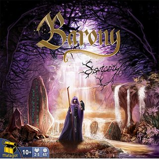 Barony - Sorcery (Expansion) (engl.)