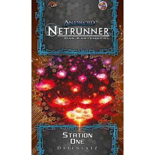 Android Netrunner LCG - Station One (Erweiterung)