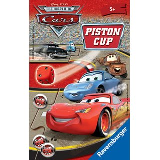 Disney/Pixar The World of Cars Piston Cup