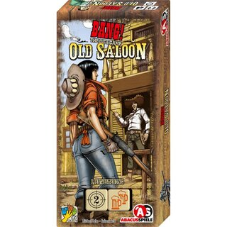 BANG! - The Dice Game - Old Saloon (Erweiterung)
