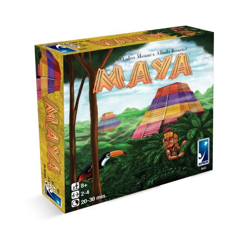 Maya Spiele