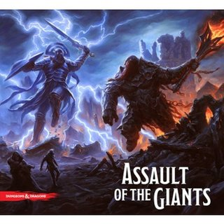 Dungeons & Dragons - Assault of the Giants (engl.)