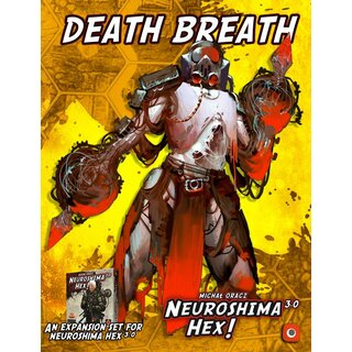 Neuroshima Hex 3.0 - Death Breath (Expansion) (engl.)