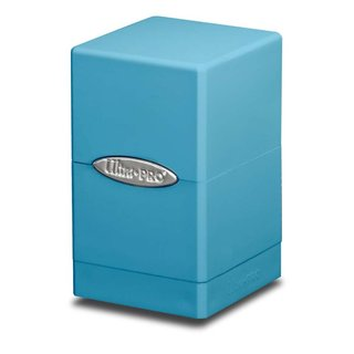 Pro Deck Box - Satin Tower (hellblau)