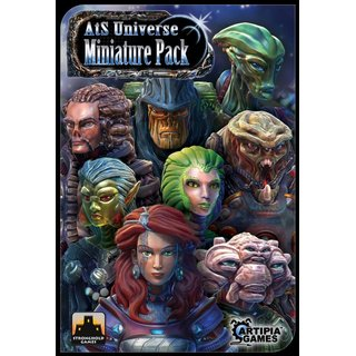 Among the Stars - Miniature Pack (engl.)