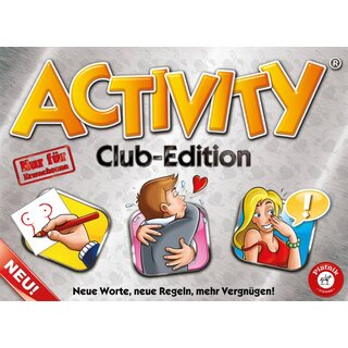 Activity Club Edition