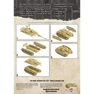 Tanks - StuG G (Expansion) (engl.)