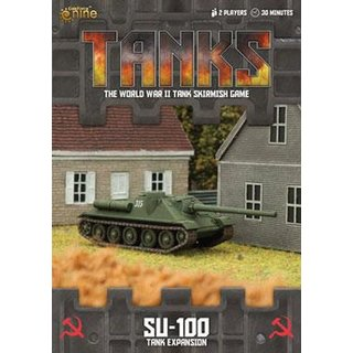 Tanks - SU-100 (Expansion) (engl.)