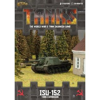 Tanks - ISU-152 (Expansion) (engl.)
