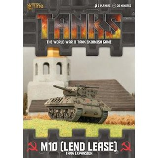 Tanks - M10 (Expansion) (engl.)