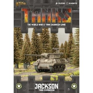 Tanks - Jackson (Expansion) (engl.)