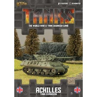 Tanks - Achilles (Expansion) (engl.)