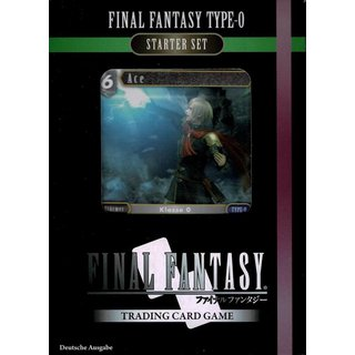 Final Fantasy Type-0 TCG - Licht & Wind (Starter Set)