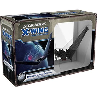 Star Wars X-Wing - Upsilon Class Shuttle (Expansion) (engl.)