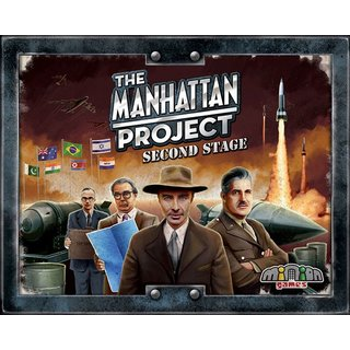 The Manhattan Project - Second Stage (engl.)
