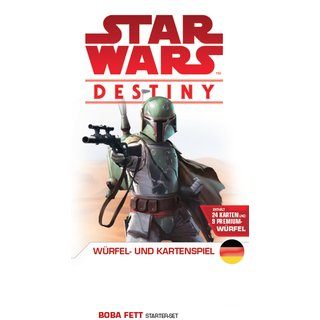 Star Wars Destiny - Boba Fett (Starter Set)