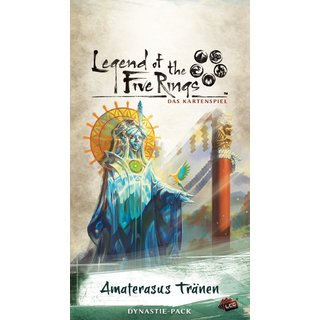 Legend of the 5 Rings LCG - Amaterasus Tränen (Erweiterung)