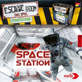 Escape Room - Space Station (Erweiterung)